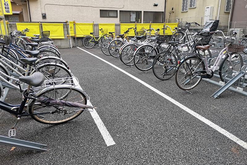 浦和駅周辺で一番安い駐輪場はココだ!!と思う