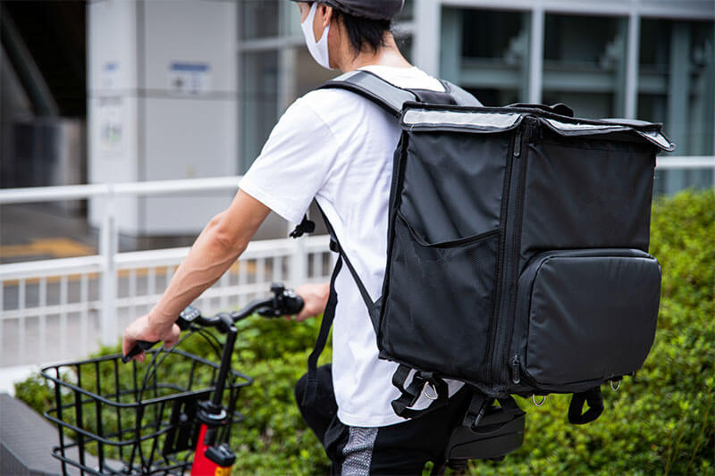 浦和で使えるフードデリバリーサービス