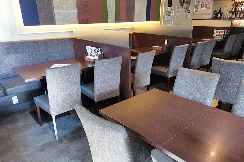 アジアンレストラン&バー HALKA(ハルカ)