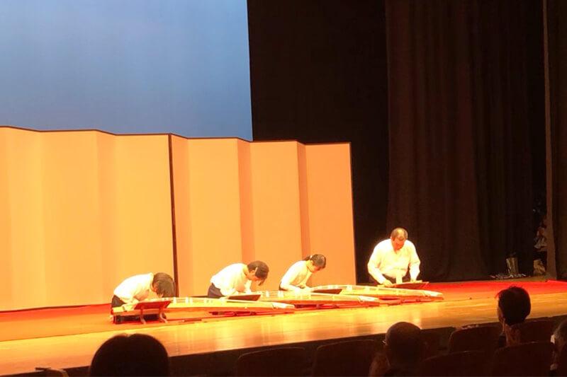 埼玉会館で開催中「子供のためのお箏(こと)教室」で生徒を募集しています。埼玉県三曲協会