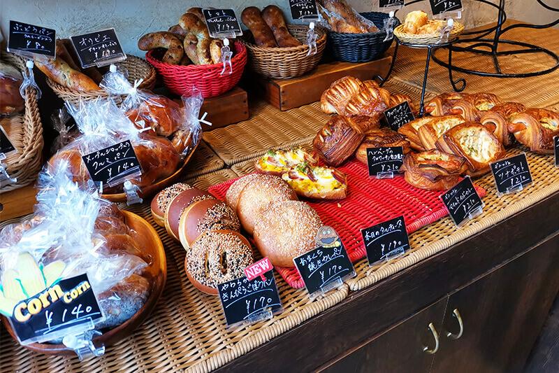 Petit Riche(プティリッシュ)のパン
