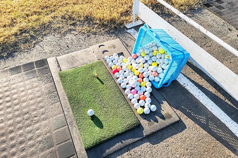 浦和新日本ゴルフ練習場