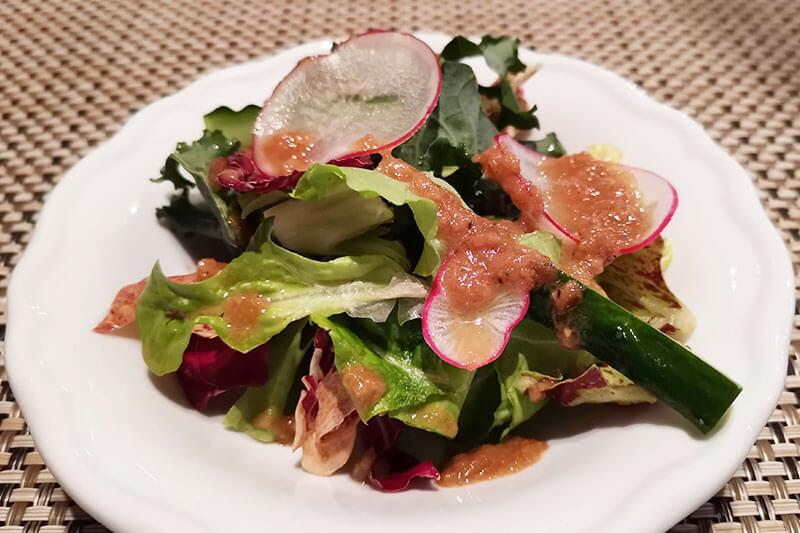 ヨーロッパ野菜(ヨロ研)サラダ