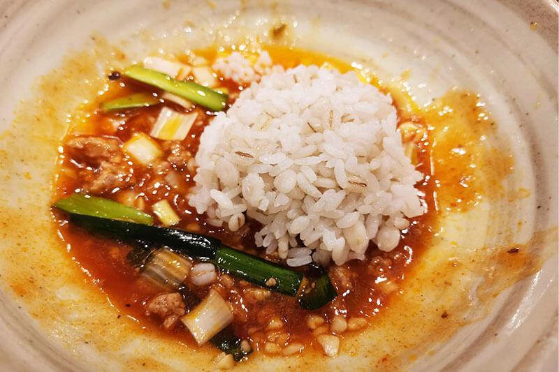 (仮)麺食堂スタミナラーメン