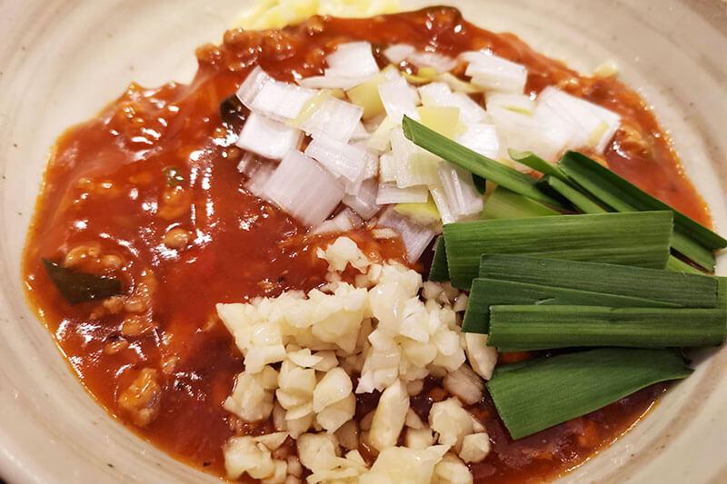 (仮)麺食堂 スタミナラーメン