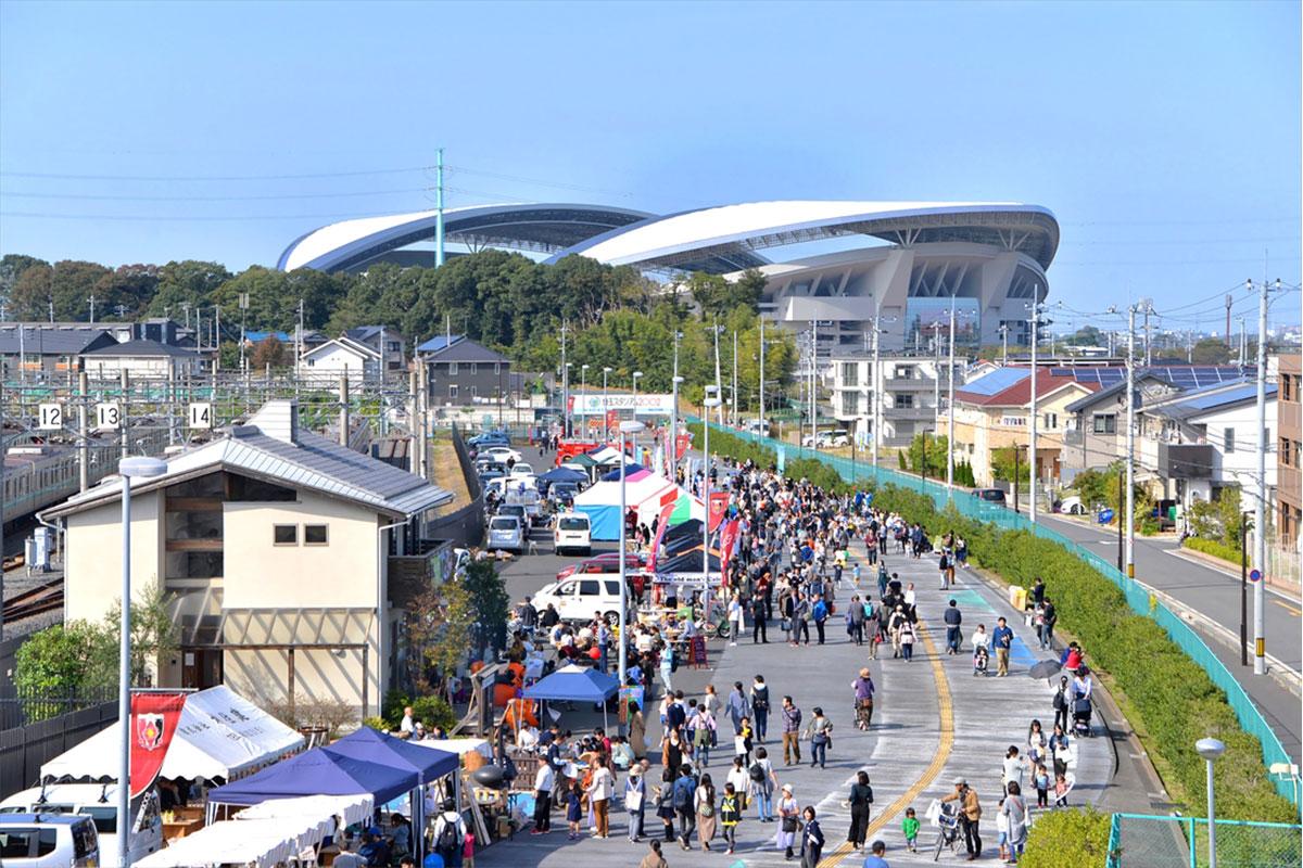 住みやすい街ランキング入賞「浦和美園の暮らしフェア」1月30日オンライン開催
