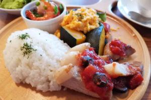 浦和駅西口「ナチュラルダイニング菜素美(なすび)」で健康ランチ