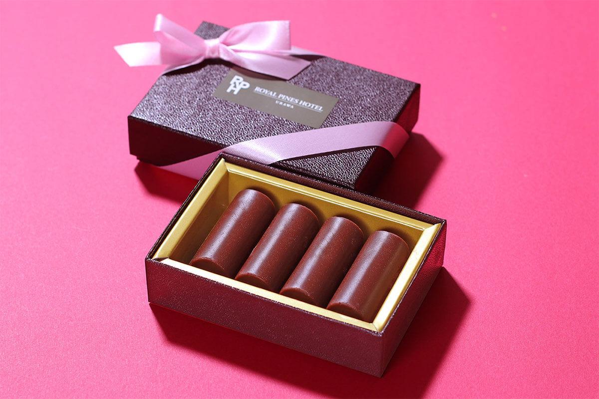 ロイヤルパインズホテル浦和でこだわりの「テリーヌショコラ」1月29日より販売開始