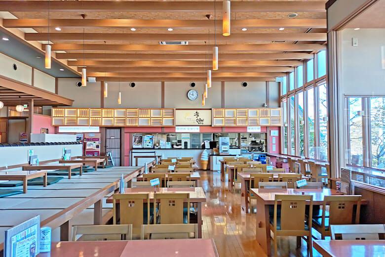 北浦和のスーパー銭湯「湯屋敷 孝楽」の館内を撮影してきました