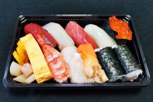 浦和駅東口「すし処 みな川」でお寿司をテイクアウトしてみた話