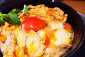浦和パルコ「さかえや」で究極の親子丼を食べてきた