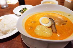 浦和パルコの本格インドネシア料理専門店「スラバヤ」でランチを堪能する