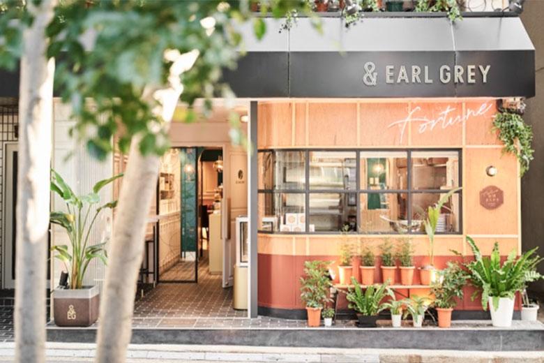 日本初のアールグレイ専門店が浦和伊勢丹に期間限定出店!台湾カステラ&紅茶ソフト