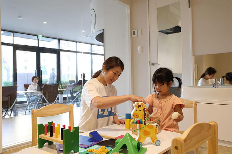あそびをクリエイトする保育園「JOYKU LAND(ジョイクランド)」浦和区常盤にオープン