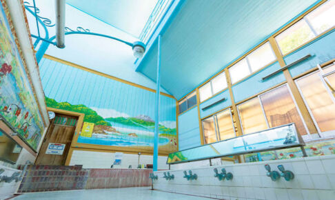 9月20日の「YOUは何しに日本へ」に鹿島湯が出ます