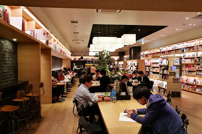 スターバックス浦和蔦屋書店